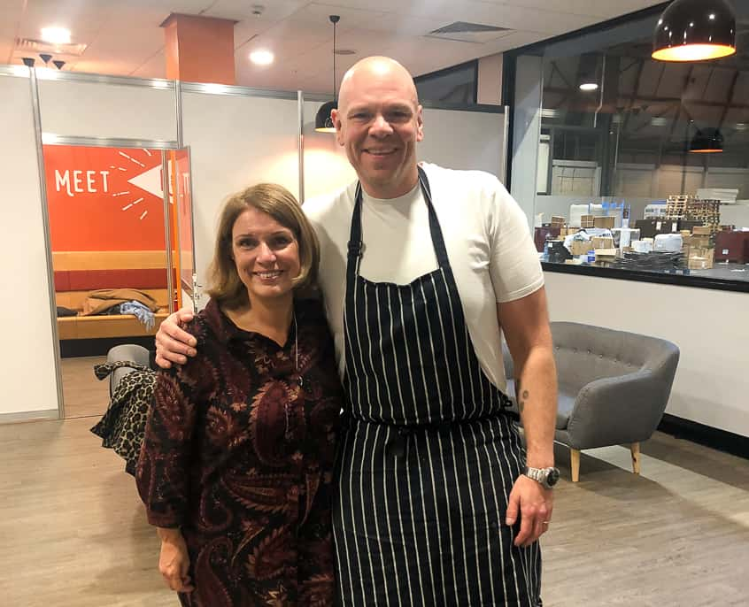 Chef Tom Kerridge