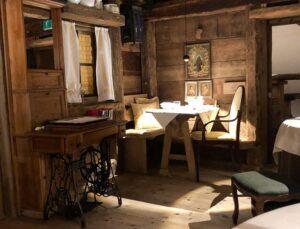 La Stüa de Michil Restaurant, Corvara, Alta Badia,