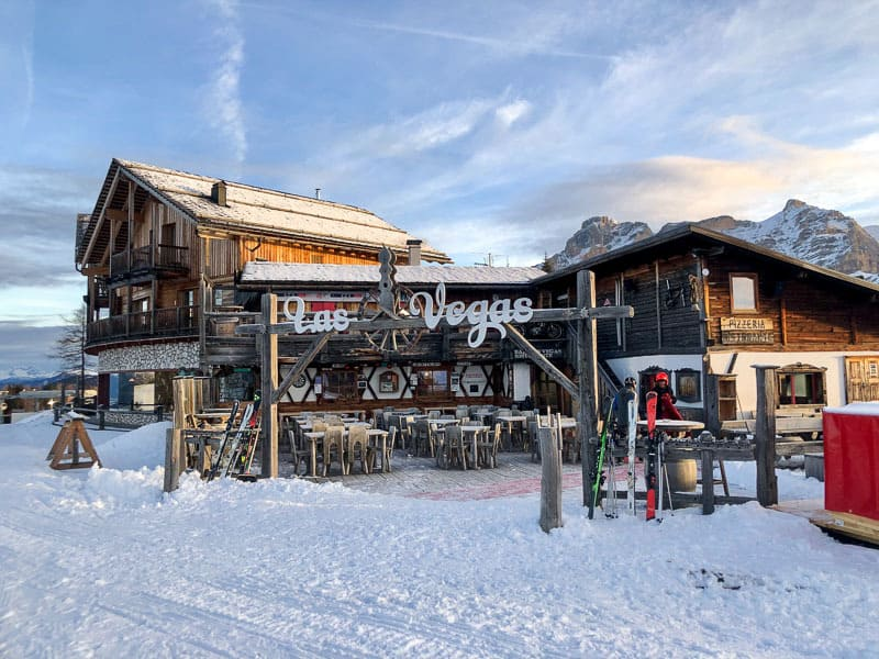 Las Vegas Mountain Hut, San Cassiano Alta Badia-
