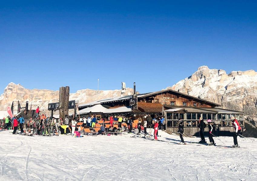Club Moritzino, Alta Badia