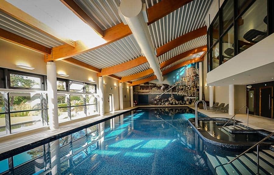 Foxhills Spa swimming pool