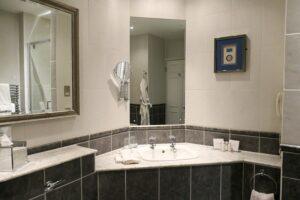 Bathroom at Foxhills Surrey