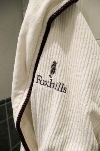 Foxhills bath robe