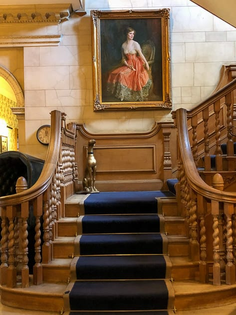 Foxhills House Staircase
