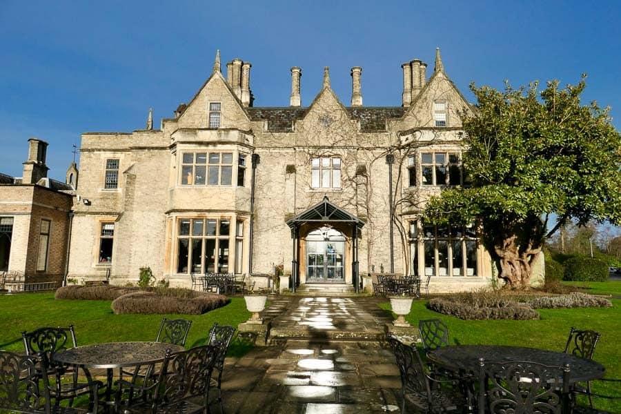 Foxhills Manor House