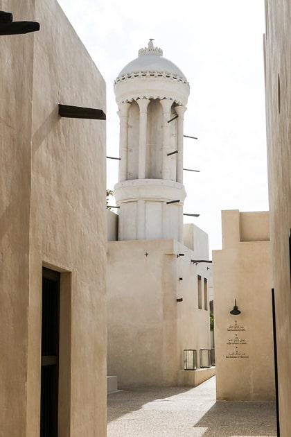 Round Wind Tower, Sharjah