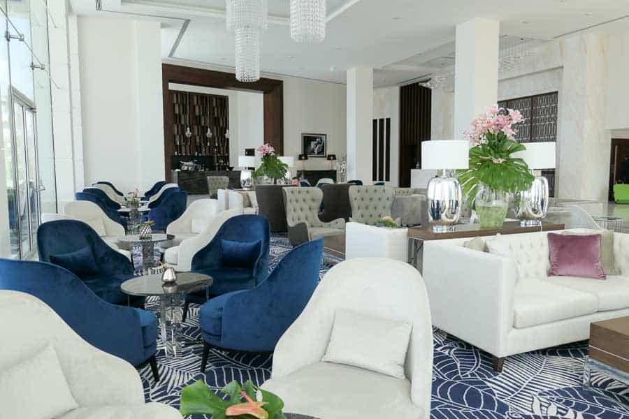 Amavi Hotel Paphos Lounge Bar Jet2 Holidays