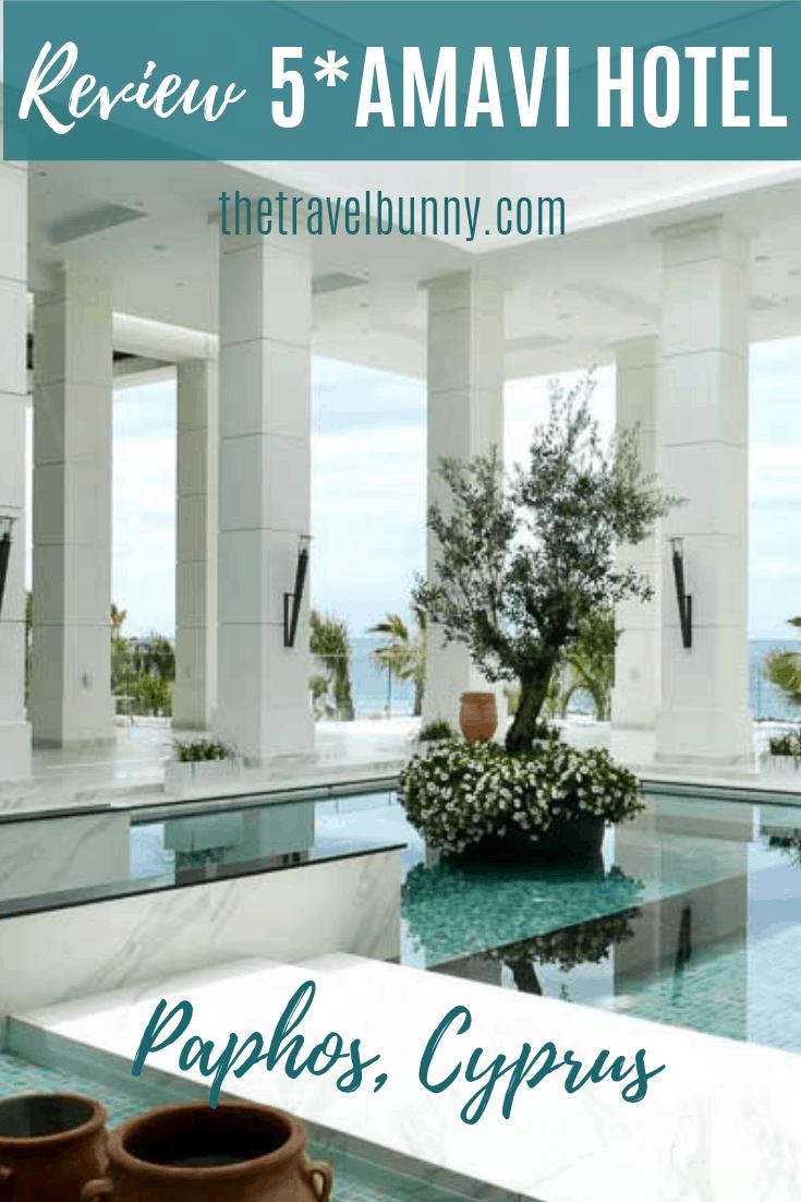 Amavi Hotel, Paphos, Cyprus