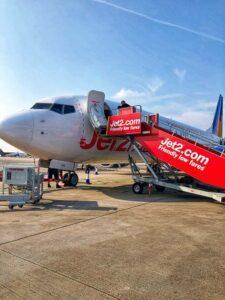 Jet2 Holidays aircraft