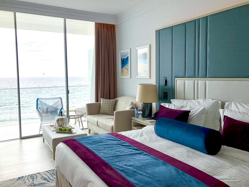 Bedroom, Amavi Hotel, Paphos