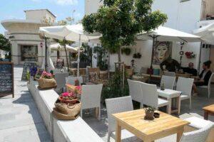 Cafe, Cyprus