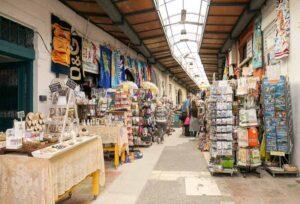 Municipal Market, Paphos, Cyprus