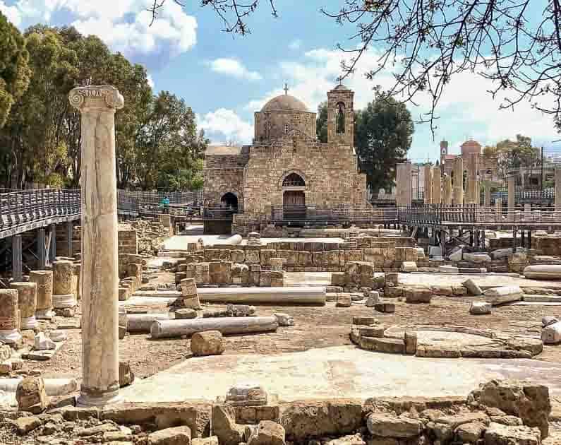 Paphos, Agia Kyriaki Chrysopolitissa