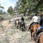 Saddling up on a Colorado Dude Ranch Holiday