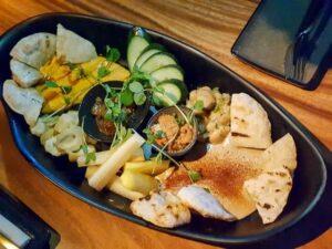 El Five Restaurant Middle Eastern Food
