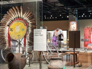 Exhibition at History Colorado Center