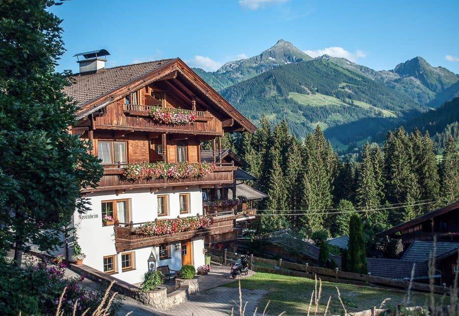 Austrian chalet in Alpbach