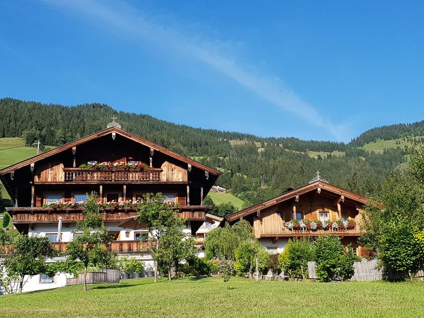 Austrian Chalets in Alpbach