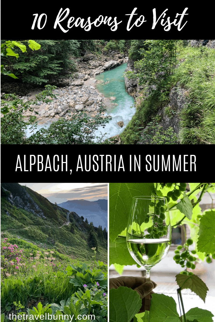 Alpbach in Summer
