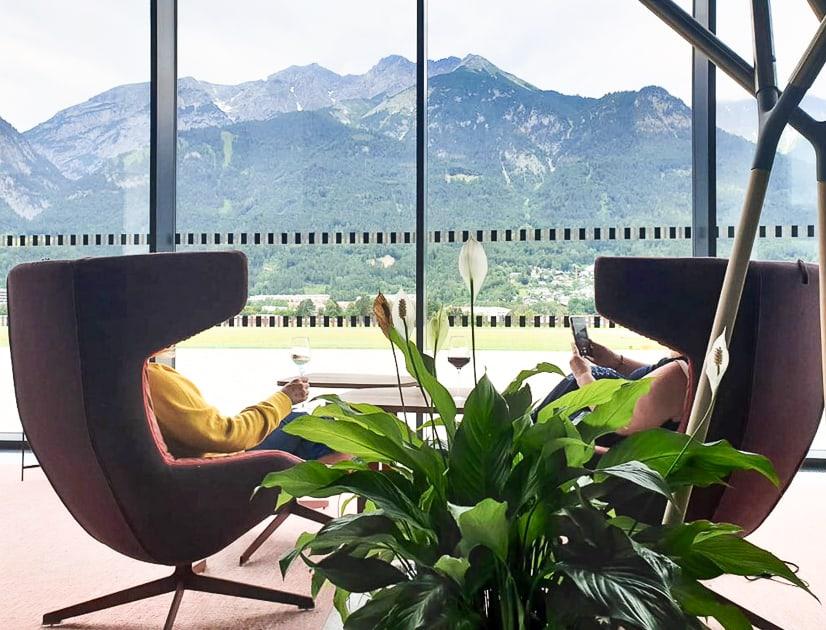 Tyrol Lounge, Innsbruck Airport