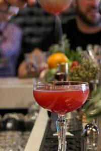 cocktail at Old Elk, Fort Collins