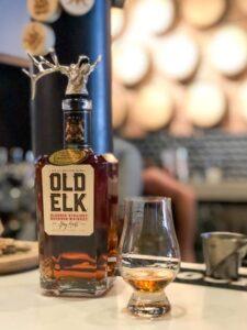 Old Elk Bourbon