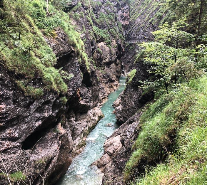 Ache River, Brandendberger, Tirol