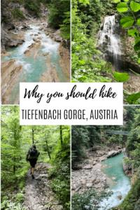 Tiefenbach Gorge, Austria