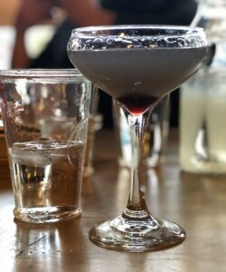 Cocktail at Bird & Jim's