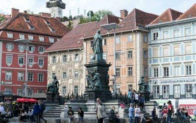 What to do in Graz, Austria – culture, quirk and cutting-edge design