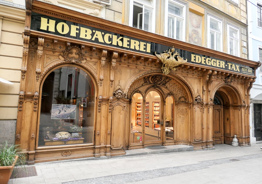 Hofbäckerei Edegger-Tax Bakery, Graz
