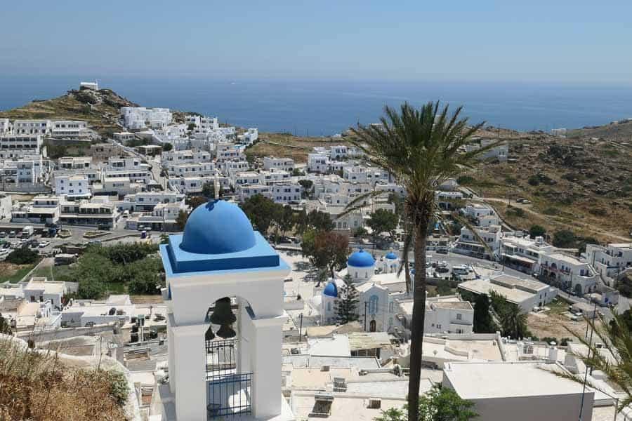 Panagia Gremiotissa Church, Ios Island, Greece
