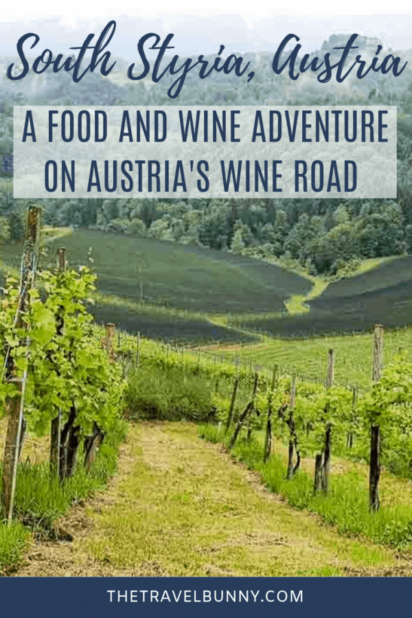 South Styria Wine Road Südsteiermark