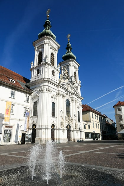 What to do in Graz