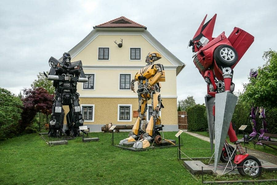Arnold Schwarzanegger Museum, Thal, Austria