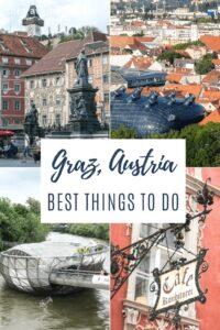 what to do in Graz, Austria