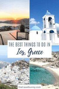 Things to do in Ios, Greece