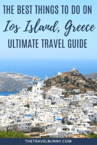 Travel guide to Ios