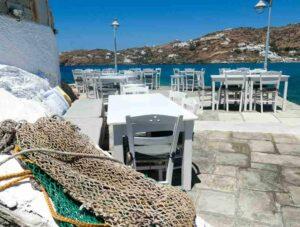 Drakos Tavern Ios Greece