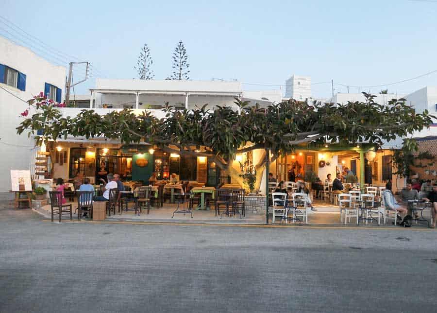 Enigma Restaurant, Ios, Greece