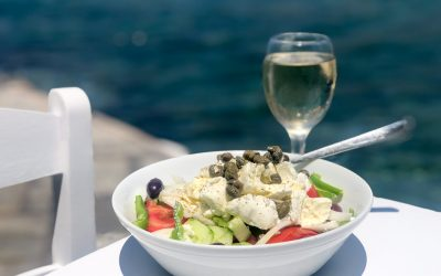 The best restaurants in Ios, Greece