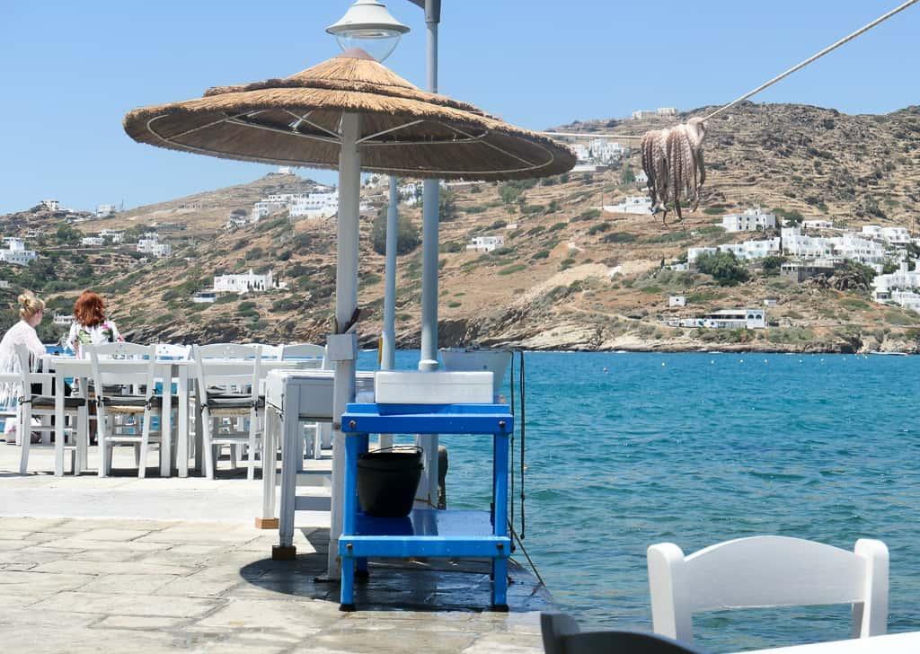 Drakos Taverna, Ios, Greece