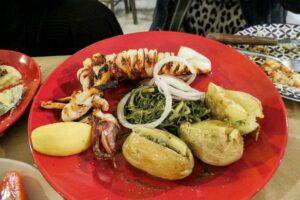 Enigma Restaurant, Ios