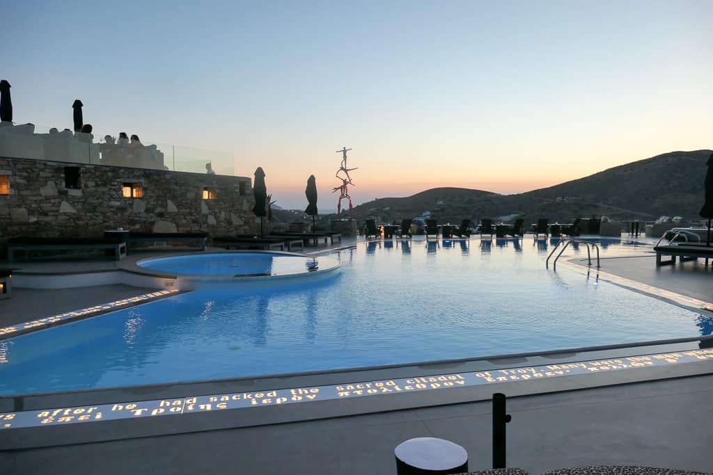 Liostasi Hotel Pool