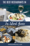 Restaurants in Ios, Greece