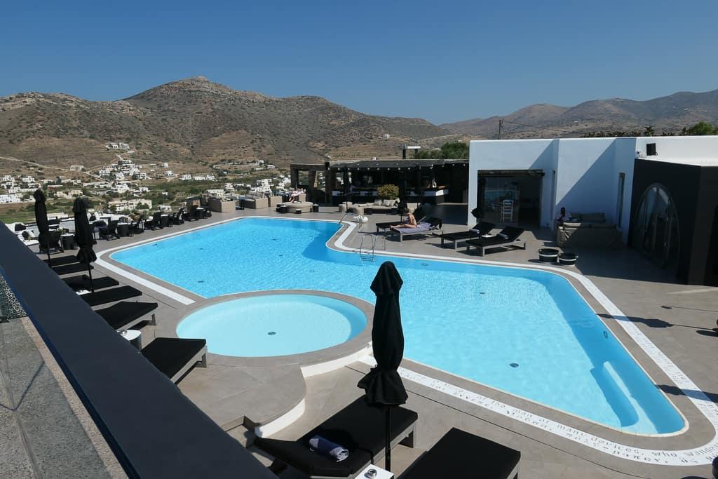 Liostasi Hotel, Ios, Greece