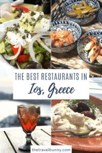 Best restaurants in Ios, Greece