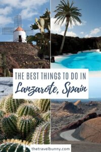 What to see in Lanzarote
