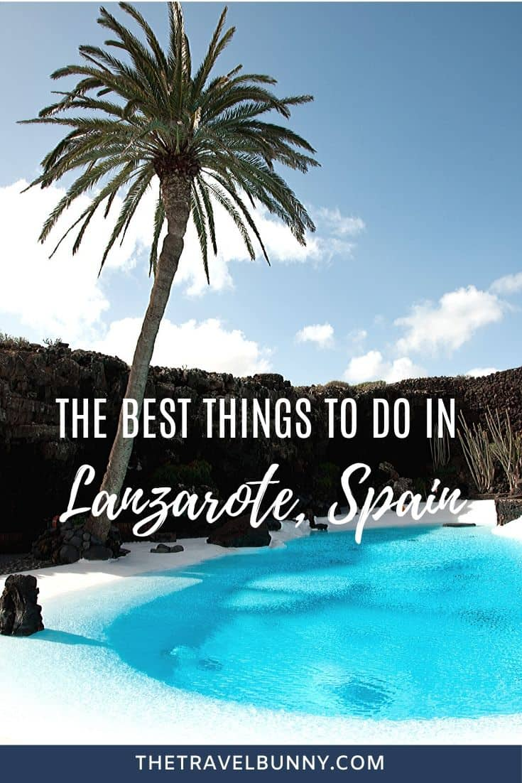 What to do in Lanzarote
