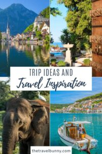2020 Holiday ideas and travel inspiration